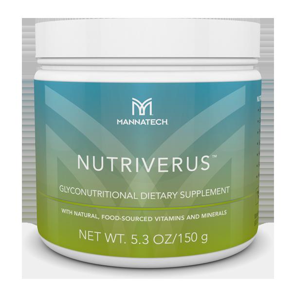 Nutriverus By Mannatech Glyconutrition Shop Com